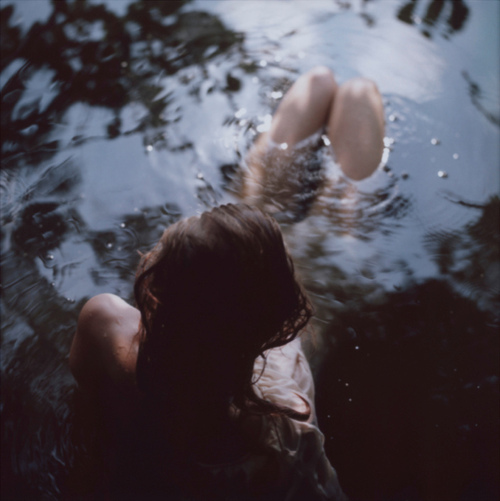 ethereal mermaid salty water gaia goddess